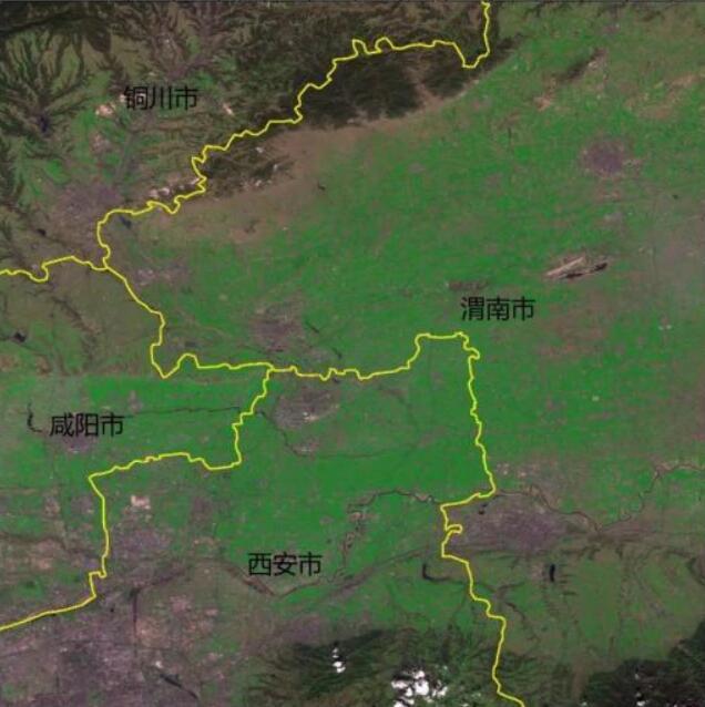 绿了!更绿了!透绿了!| 跟着气象卫星看中国