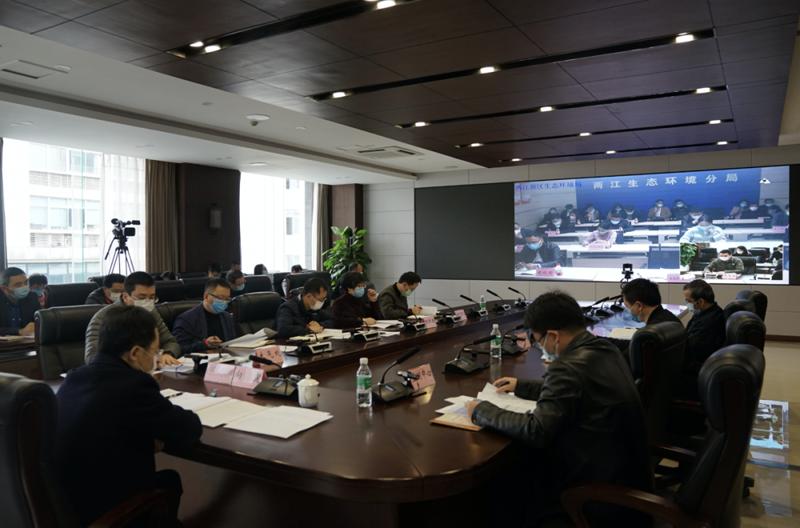 重庆市全面部署启动2020年夏秋季臭氧污染防控工作