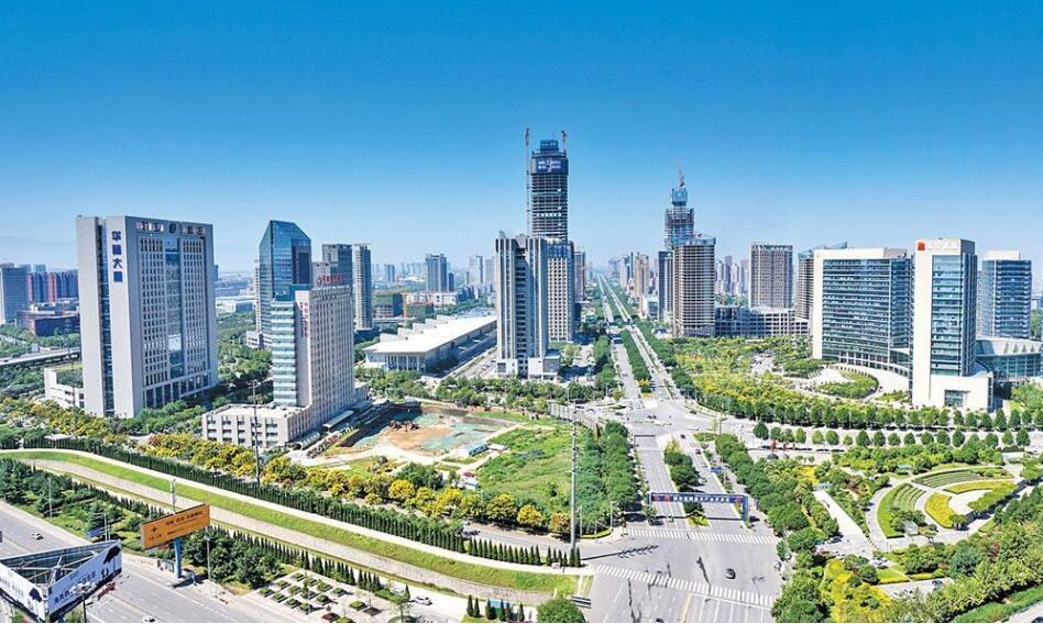 一图读懂2020年陕西生态环境工作要点