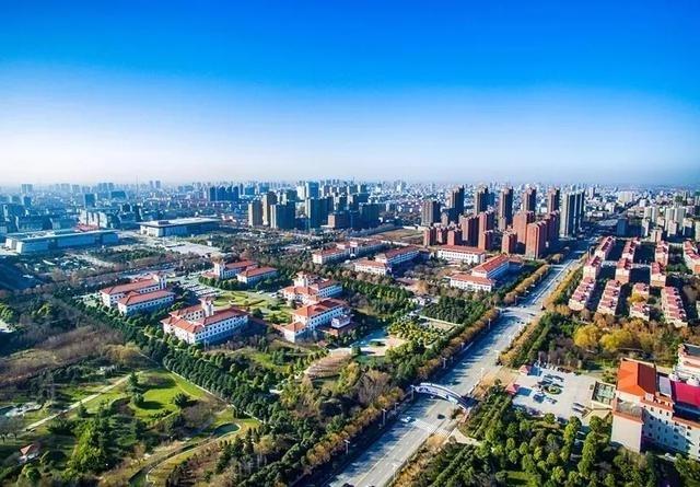 中科三清助力许昌空气质量位居全省第一方阵