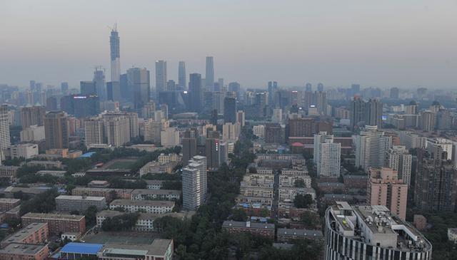 """京津冀多地上演高温""""耐力赛"""" 华北、黄淮需警惕臭氧污染"""