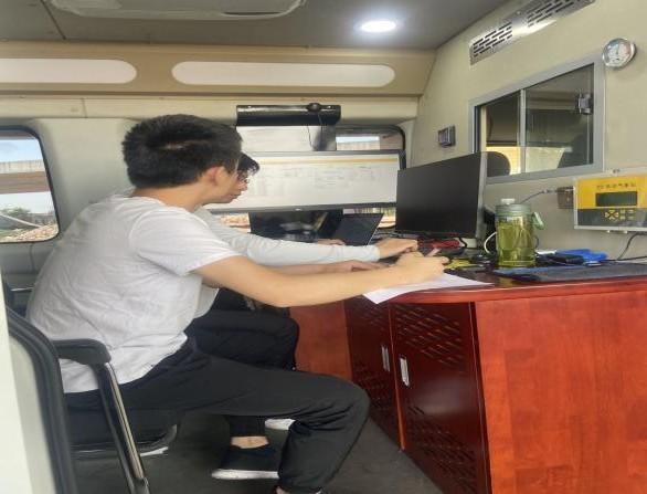中科三清VOCs走航监测车助力三原县打赢蓝天保卫战