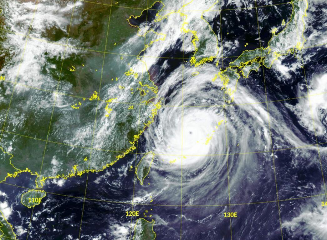 """""""美莎克""""肆虐 中科三清解读台风的好处与坏处"""
